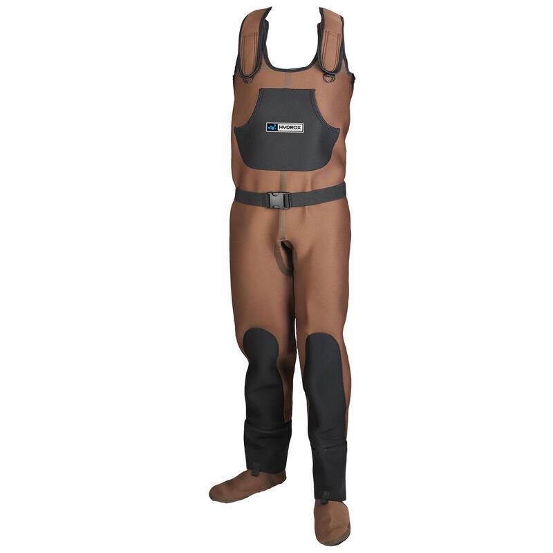 Wader hydrox frisson stocking (avec chaussons néoprène) - Neoprene | Pacific Pêche