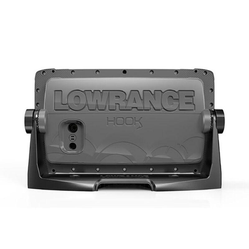 Sondeur lowrance hook²-9 splitshot 2d/downscan ta - Sondeurs | Pacific Pêche
