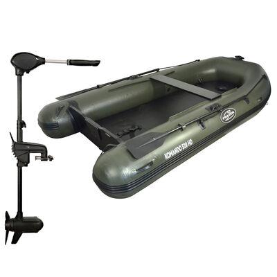Pack bateau frazer komando 320 hd + moteur frazer 65lbs - Packs | Pacific Pêche
