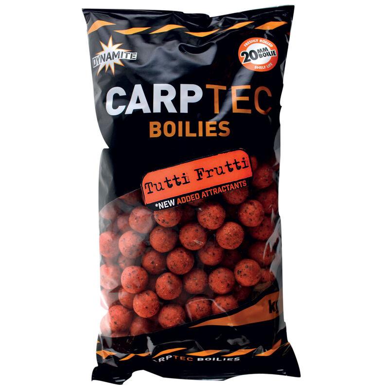 Bouillettes carpe dynamite baits carptec tutti frutti 20mm 2kg - Bouillettes | Pacific Pêche