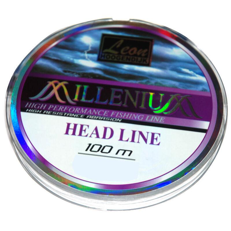 Tête de ligne carpe leon hoogendijk millenium tete ligne 100m - Tête de ligne | Pacific Pêche