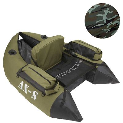 Float tube navigation axs dlx camou - Floats Tube | Pacific Pêche
