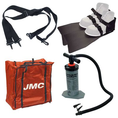 Equipement pack float tube complet navigation jmc - Floats Tube | Pacific Pêche