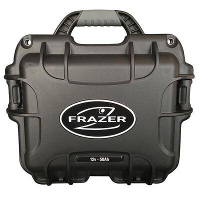 Batterie lithium frazer - valise lithium pro life p04 12v 50ah + chargeur - Batteries | Pacific Pêche
