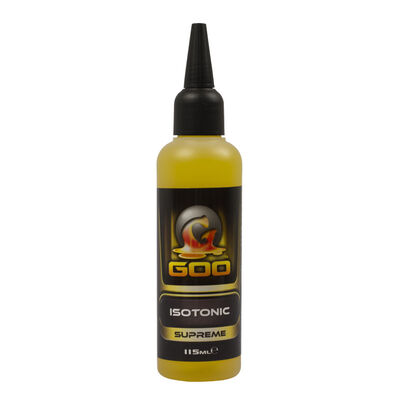 Booster carpe goo isotonic supreme - Boosters / dips | Pacific Pêche