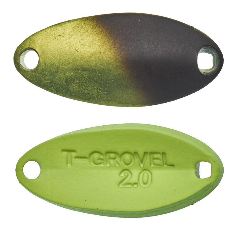 Cuillère ondulante carnassier illex t-grovel 2g - Cuillères ondulantes | Pacific Pêche
