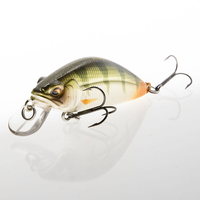 Leurre dur jerkbait carnassier strike pro shifty shad shallow 60 6cm 6,2g - Jerk Baits | Pacific Pêche