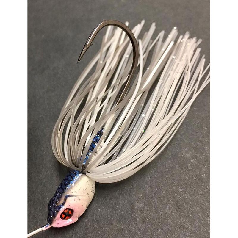 Leurre spinnerbait carnassier sakura cajun si 7g - Leurres spinner Baits   Pacific Pêche