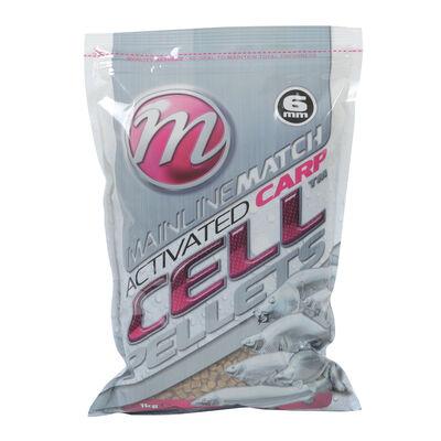 Pellets coup mainline match activated carp cell pellets 1kg - Amorçage | Pacific Pêche