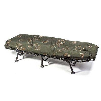 Bedchair nash scope ops 4 fold sleep system mk2 - Bedchairs | Pacific Pêche