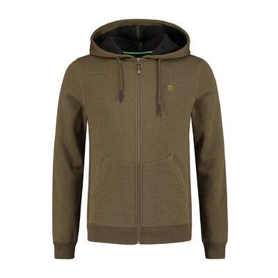 Sweat-shirt korda kore olive zip hoodie - Sweats   Pacific Pêche