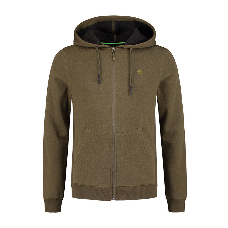 Sweat-shirt korda kore olive zip hoodie - Sweats | Pacific Pêche