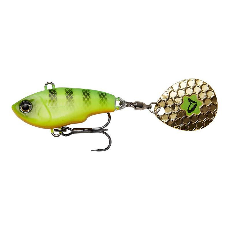 Leurre coulant savage gear fait tail spin 6.5cm 16g - Lipless   Pacific Pêche