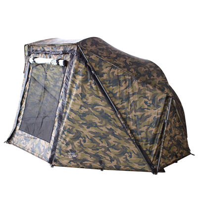Abri mack2 accurate brolly camo - Parapluies | Pacific Pêche