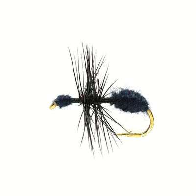 Mouche sèche silverstone fourmi noire h18 (x3) - Sèches | Pacific Pêche