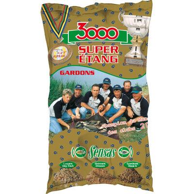 Amorce coup sensas 3000 super etang gardon 1kg - Amorces | Pacific Pêche