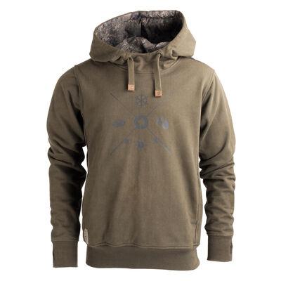 Sweat shirt à capuche nash zt elements hoody - Sweats | Pacific Pêche
