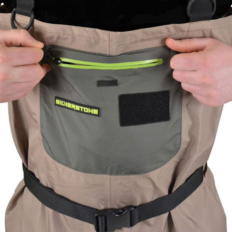 Wader respirant silverstone easymove sl3 - Waders | Pacific Pêche