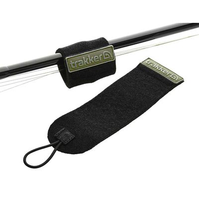 Attaches canne trakker neoprene rod band - Accessoires Cannes | Pacific Pêche