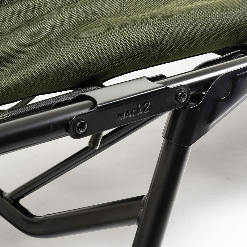 Bedchair avec duvet  mack2 european evo bedchair sleep system - Bedchairs | Pacific Pêche