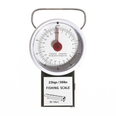 Peson avec mètre intégré refish 22kg - Accessoires de Pesée | Pacific Pêche