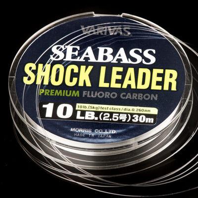 Fil fluorocarbone varivas seabass shock leader 30m - Fluorocarbone Bdl | Pacific Pêche