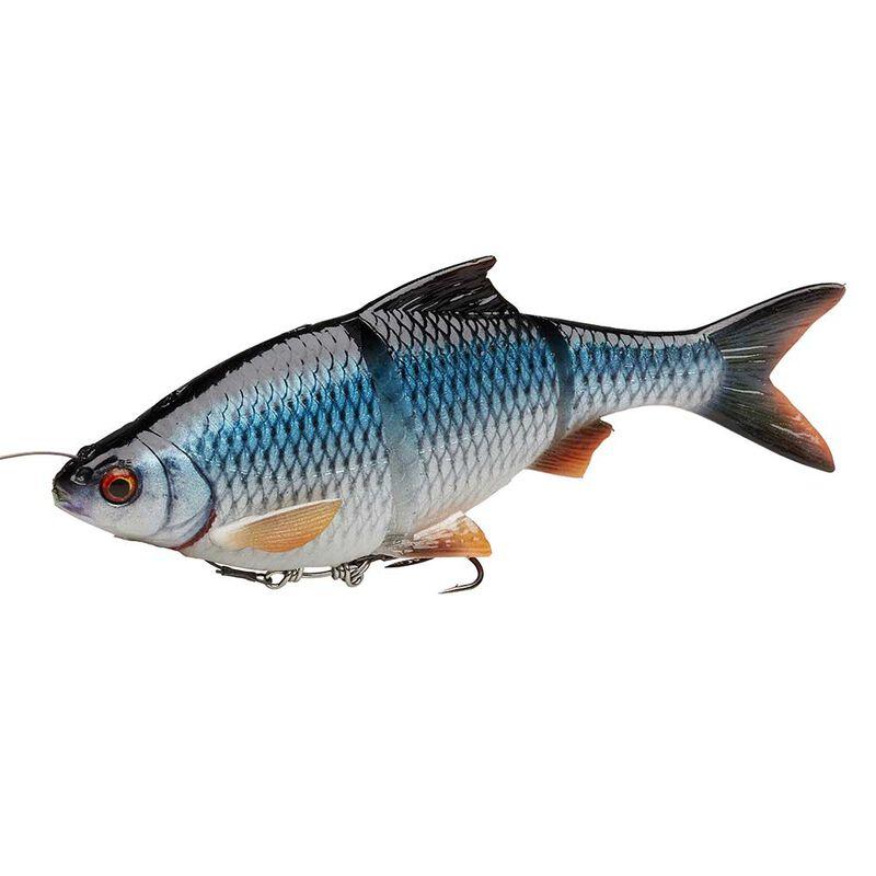 Leurre souple swimbait savage gear 4d linethru 18cm 86g ms (moderate sink) - Leurres swimbaits   Pacific Pêche