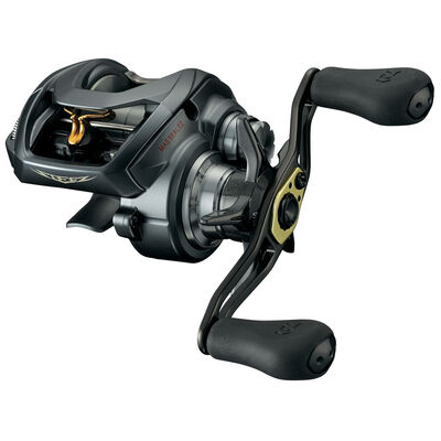 Moulinet casting droitier carnassier daiwa steez a tw 1016 shl - Moulinets casting | Pacific Pêche