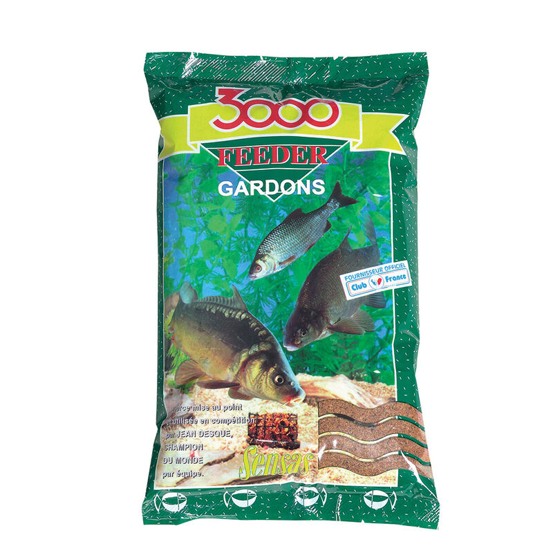 Amorce coup sensas 3000 feeder gardon - Amorces | Pacific Pêche