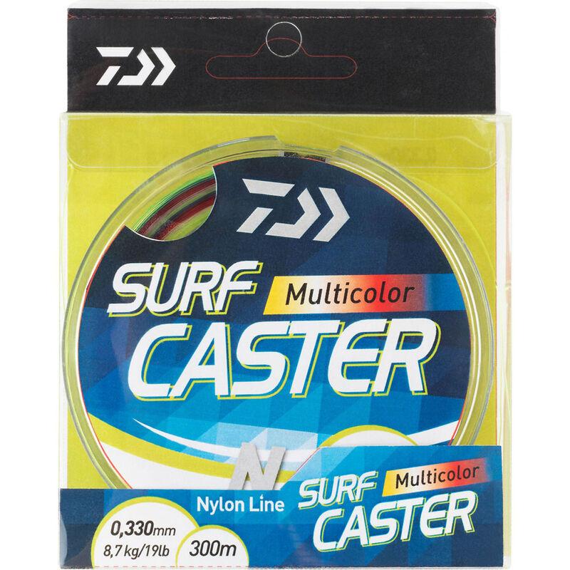 Bobine de nylon 300m daiwa surfcaster 4 couleurs - Nylons | Pacific Pêche
