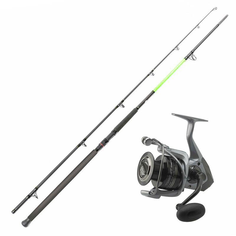 Combo bouée/pellet ipercut battle 3m 200/400gr et moulinet tomcat 14000 - Packs | Pacific Pêche