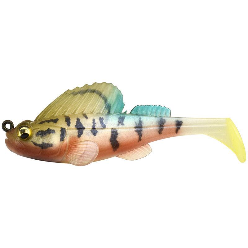 "Leurre souple shad carnassier megabass dark sleeper 3.8"" 9.5cm 21g (x1) - Leurres shads | Pacific Pêche"