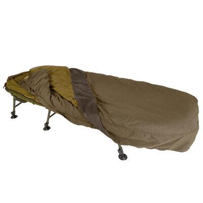 Bedchair avec duvet solar sp c-tech sleep system wide - Bedchairs | Pacific Pêche