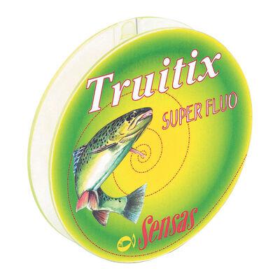 Fil nylon truite sensas truitix (super fluo) - Fils-nylons | Pacific Pêche