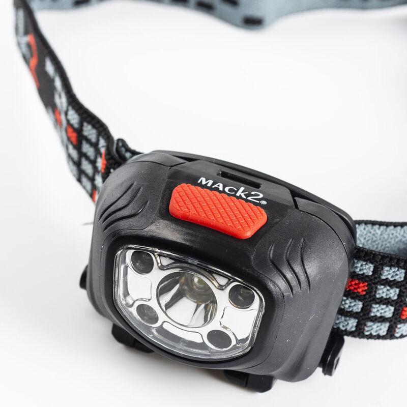 Lampe frontale mack2 logistik sensor head light - Frontale | Pacific Pêche