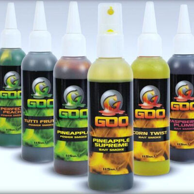 Booster carpe goo pineapple supreme bait smoke - Boosters / dips | Pacific Pêche