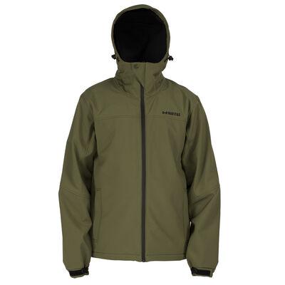 Veste navitas hooded soft shell 2.0 green (vert kaki) - Vestes/Gilets | Pacific Pêche