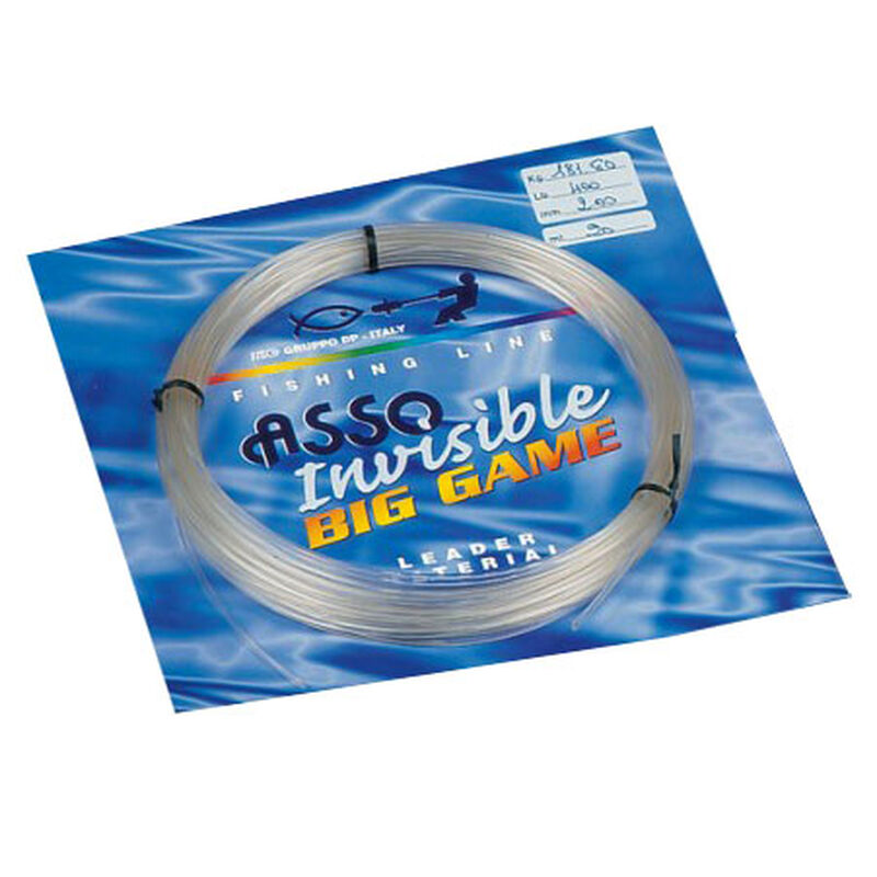 Fil fluorocarbone asso big game fluoro 20m - Fluorocarbons | Pacific Pêche