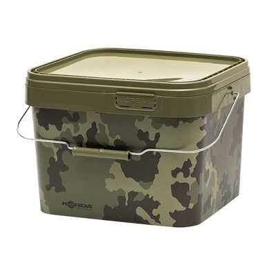 Seau korda compac bucket 10l - Seaux   Pacific Pêche