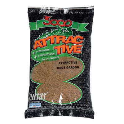 Amorce coup sensas 3000 attractive gros gardons 1kg - Amorces   Pacific Pêche