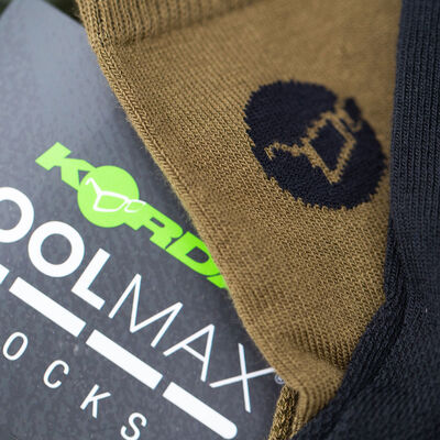 Chaussettes korda kore coolmax socks - Chaussettes | Pacific Pêche