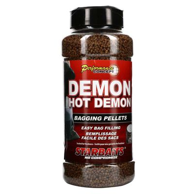 Pellets starbaits hot demon bagging pellets 700g - Amorçages | Pacific Pêche
