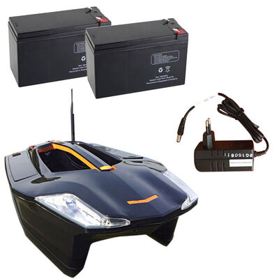 Pack carpe toslon pack xboat x730 + 2 batteries + chargeur - Packs | Pacific Pêche