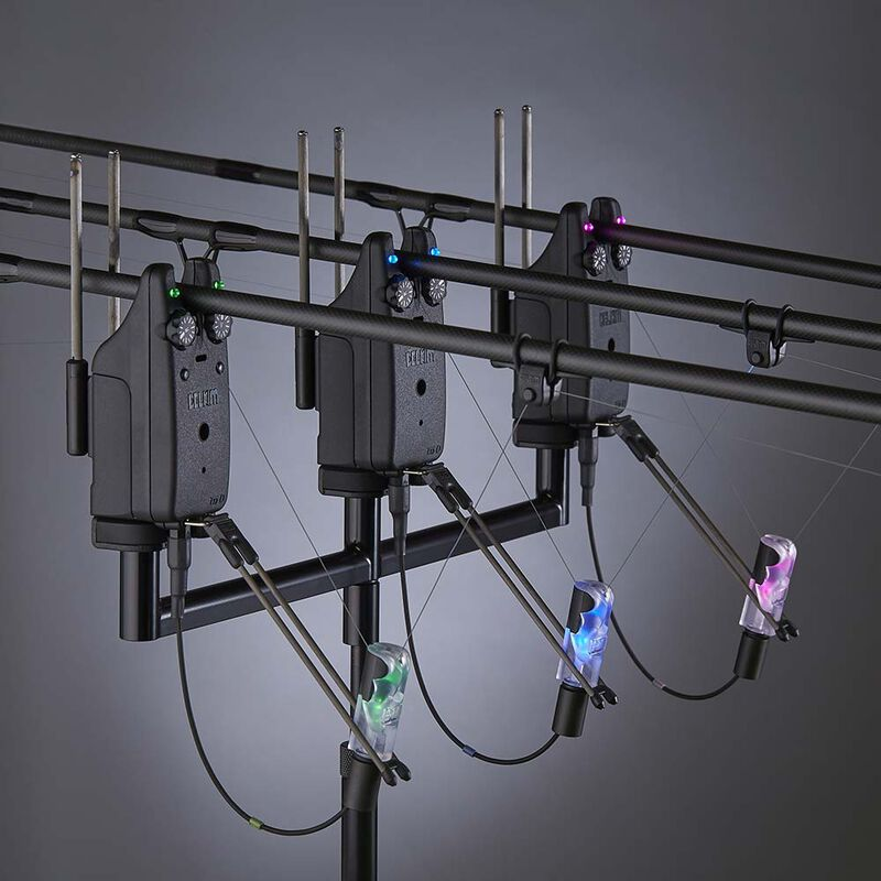 Indicateur lumineux delkim nitelite indication set illuminating hanger - Indicateur souple | Pacific Pêche