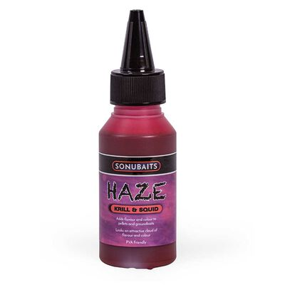 Attractant liquide sonubaits haze  squid - Additifs | Pacific Pêche
