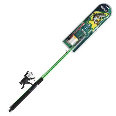 Pack prêt à pêcher carnassier mitchell combo rtf target trout 212 2,10m 5-25g - Packs | Pacific Pêche