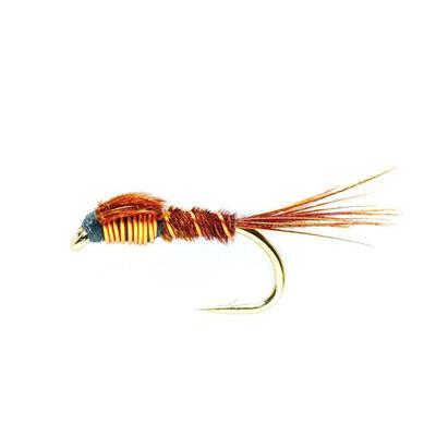 Nymphe silverstone pheasant tail (x3) - Nymphes | Pacific Pêche