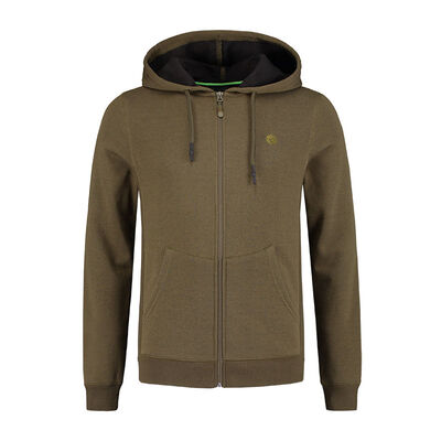 Sweat-shirt korda kore olive zip hoodie - Sweats | Pacific Pêche