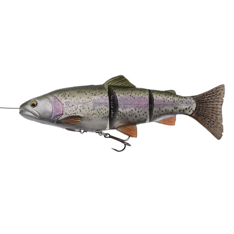 Leurre souple swimbait carnassier savage gear 4d line thru trout mod sink 25cm 193g - Swimbaits | Pacific Pêche