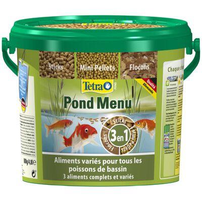 Tetra pond menu 4.8l - Goodies/Gadgets | Pacific Pêche
